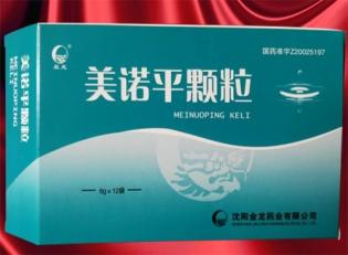 上海美诺平颗粒12袋